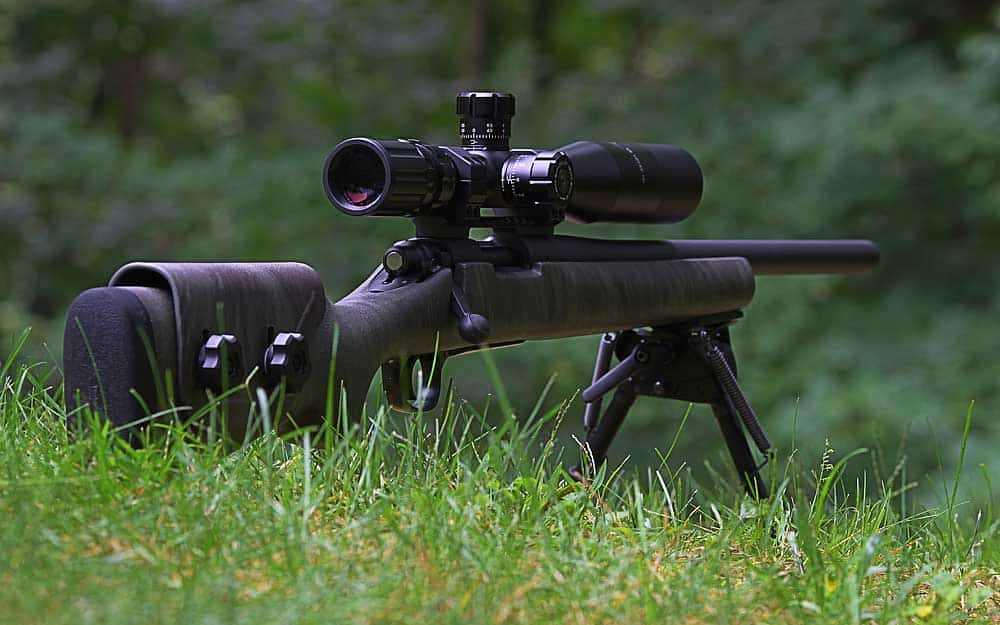 🥇{TOP 5} Best Scope for a Remington 700 (Sep  2019 UPDATED)
