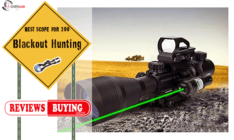 Best Scope For 300 Blackout Hunting 2019