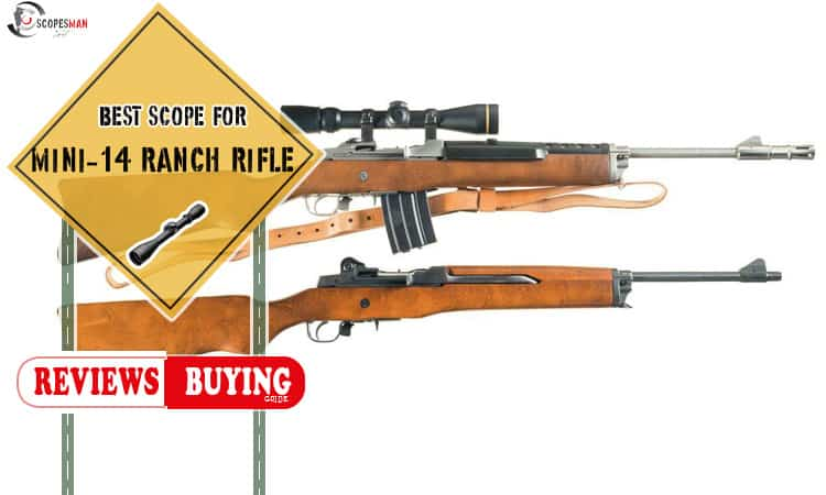 Best Scope for Mini-14 Ranch Rifle